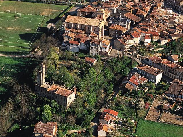 La cité médiévale de St-Antonin Noble Val