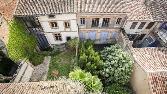 Ville de Beaumont-de-Lomagne