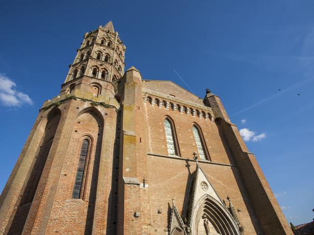 Cathédrale de Beaumont-de-Lomagne