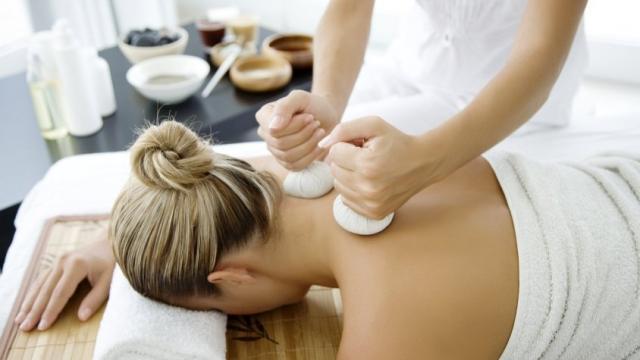 Massage Aux Tampons