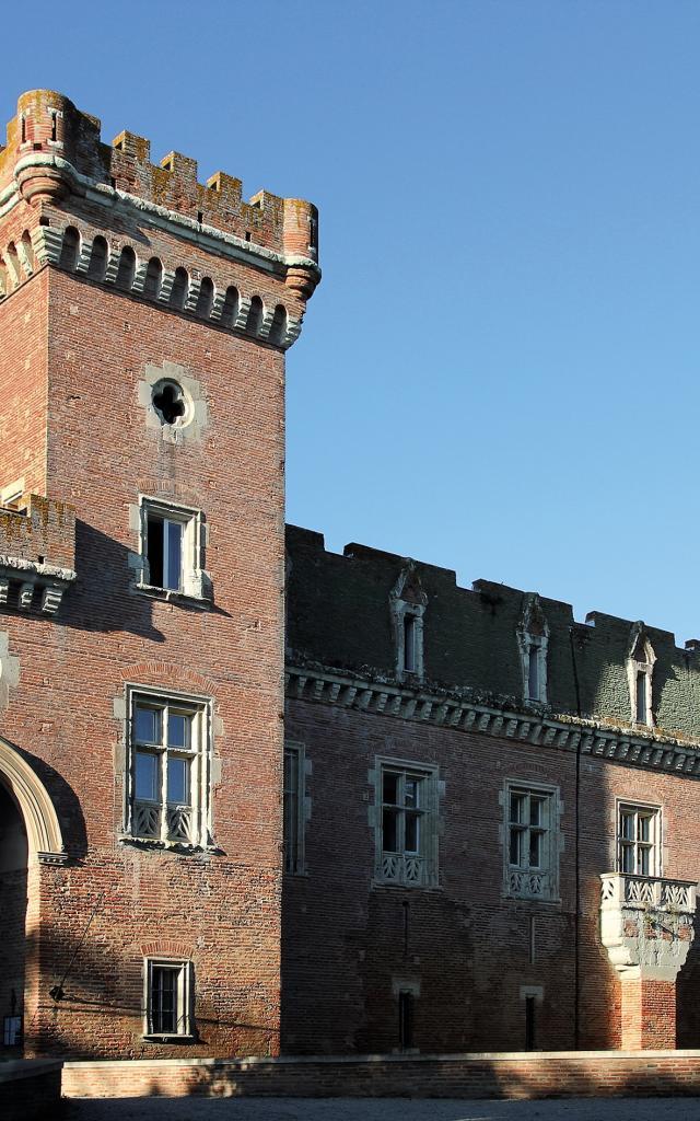 Château de Terrides