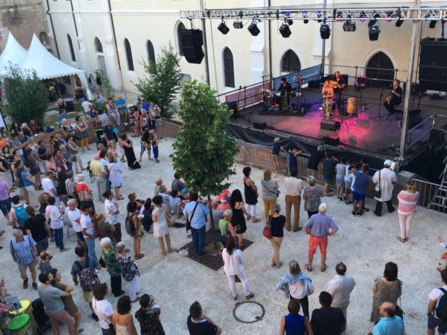 Festival des Voix, des Lieux, des Mondes à Moissac