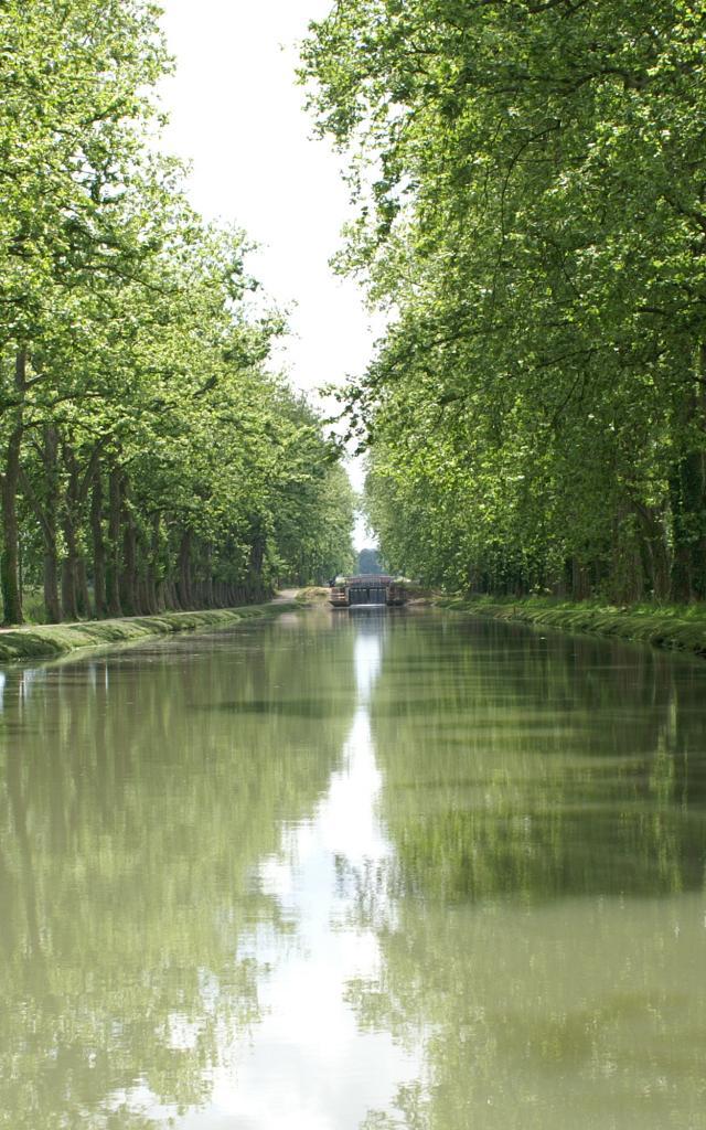 Le canal de Garonne