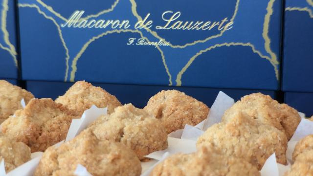 Le Macaron de Lauzerte