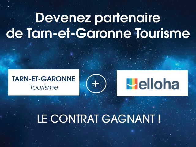 Tarn-et-Garonne Tourisme - elloha