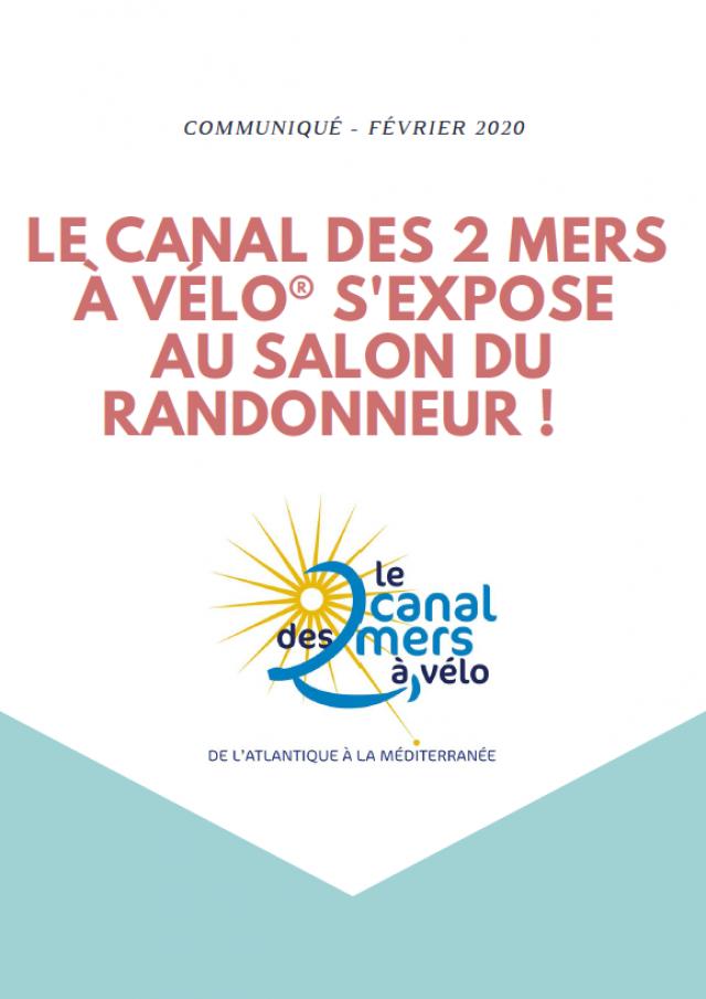 Cp Canal Des Deux Mers À Lyon