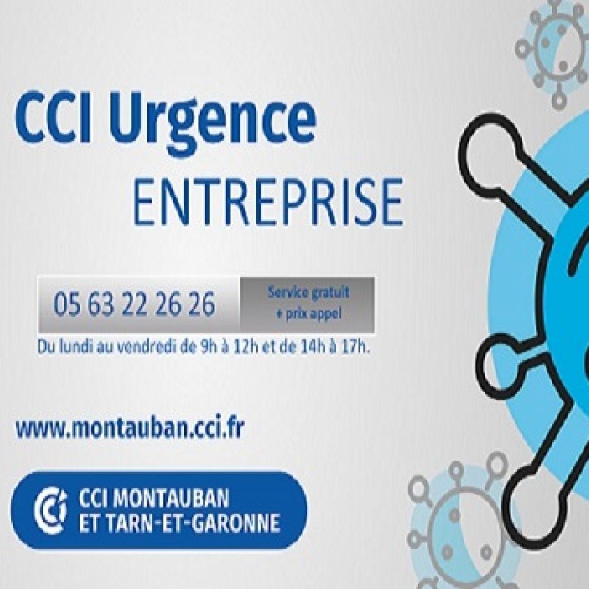 CCI Urgence Entreprise