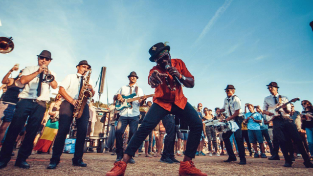 Ensemble National De Reggae Grain De Sel 2020