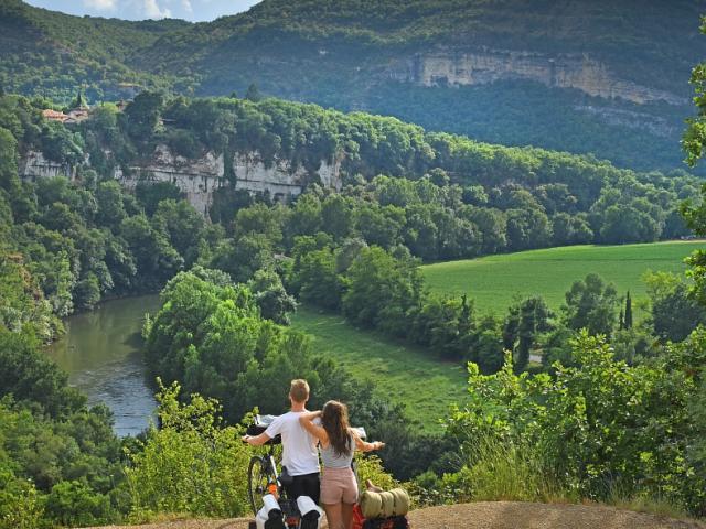 Véloroute Gorges De Laveyron