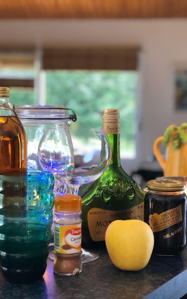 Ingredients Artagaronais