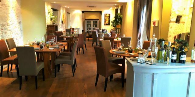 Restaurant Les Sens Puylaroque