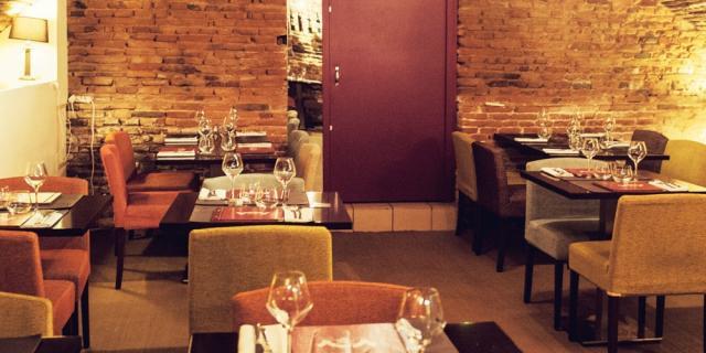Voute De La Cave O Delices Restaurant Montauban