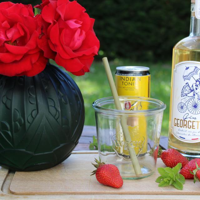 Gin Tonic Spring