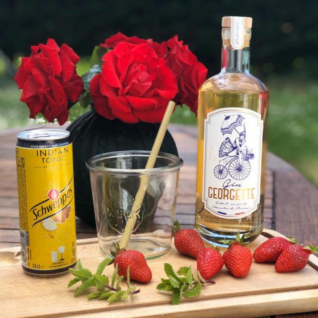 Gin Tonic Spring Dehors