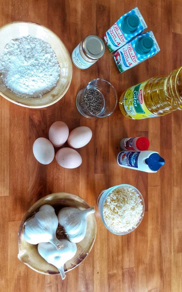 Ingredients Recette Ail
