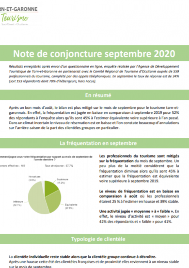 Note Conjoncture Septembre 2020